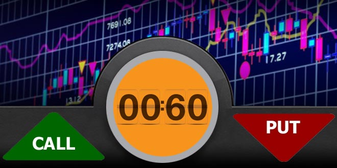 Indicatori di trading di 60 secondi